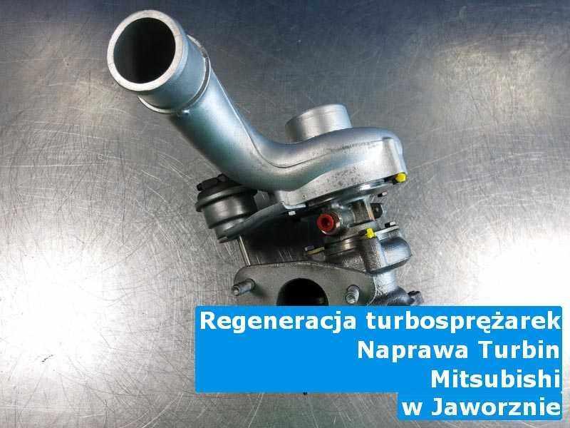 Wysłana do naprawy turbina z Mitsubishi do Jaworznie