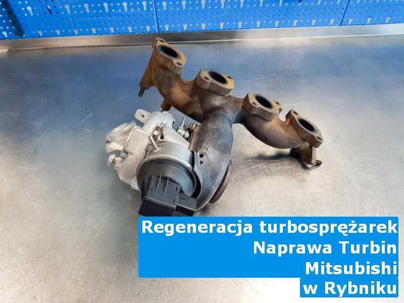 Turbo marki Mitsubishi do zamontowania z Rybnika