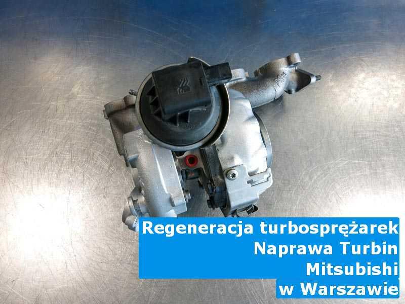 Turbosprężarki marki Mitsubishi do zamontowania w Warszawie