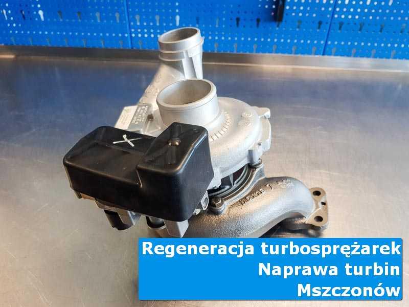 Turbosprężarka po przygotowaniu u fachowców z Mszczonowa