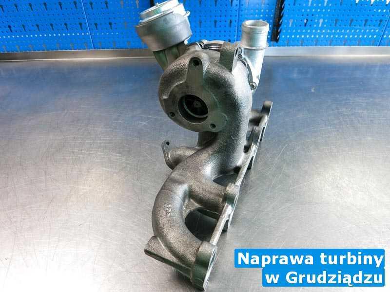 Turbo czyszczone pod Grudziądzem - Naprawa turbiny, Grudziądzu