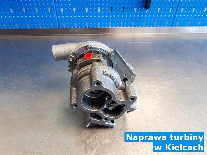 Turbosprężarka wyregulowana w Kielcach - Naprawa turbiny, Kielcach