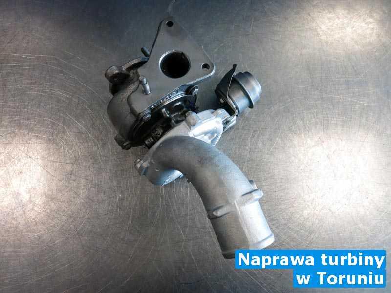 Turbo w pracowni w Toruniu - Naprawa turbiny, Toruniu