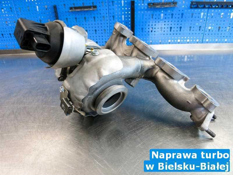 Turbosprężarka przed montażem pod Bielskiem-Białą - Naprawa turbo, Bielsku-Białej