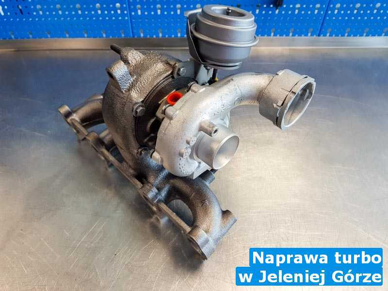 Turbosprężarki w pracowni regeneracji z Jeleniej Góry - Naprawa turbo, Jeleniej Górze