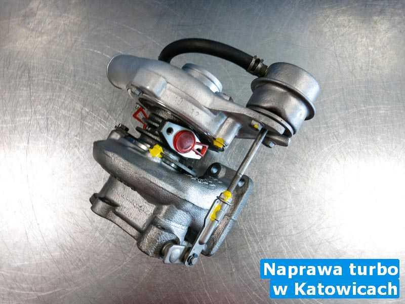 Turbosprężarka wysłana do pracowni w Katowicach - Naprawa turbo, Katowicach