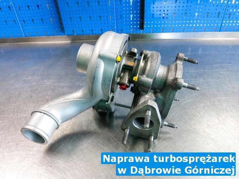 Turbo po realizacji zlecenia Naprawa turbosprężarek w firmie w Dąbrowie Górniczej w świetnej kondycji przed wysyłką