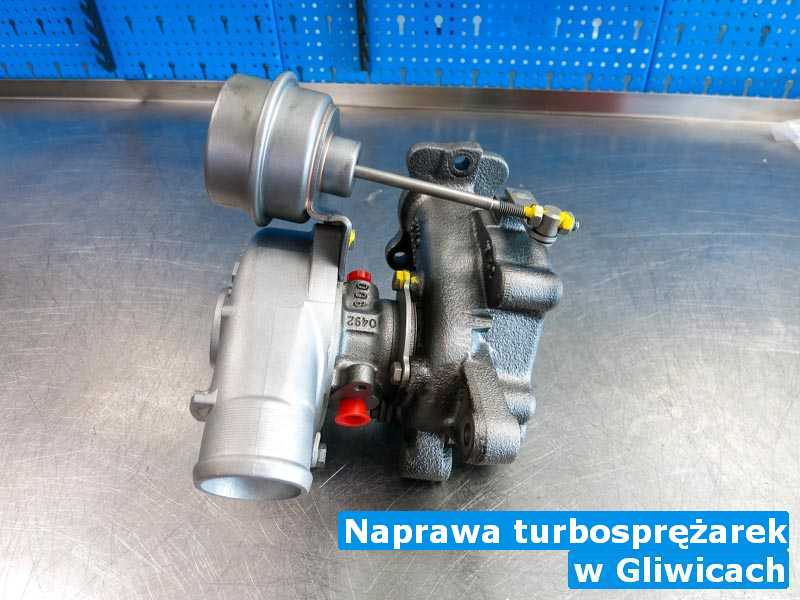 Turbosprężarka sprawdzona w Gliwicach - Naprawa turbosprężarek, Gliwicach