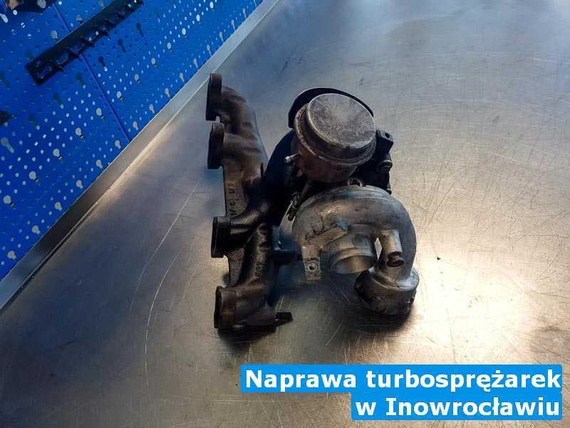 Turbosprężarka z fabrycznymi osiągami w Inowrocławiu - Naprawa turbosprężarek, Inowrocławiu