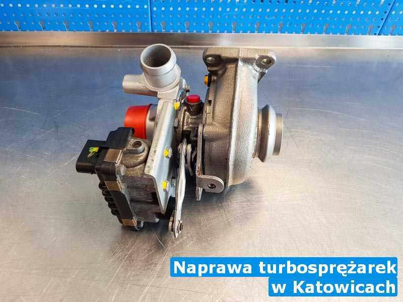 Turbosprężarki dostarczone do warsztatu pod Katowicami - Naprawa turbosprężarek, Katowicach