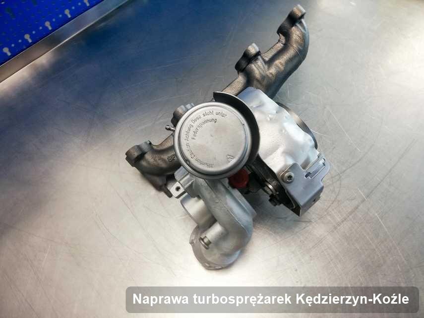 Turbina po realizacji usługi Naprawa turbosprężarek w serwisie w Kędzierzynie-Koźlu o parametrach jak nowa przed wysyłką