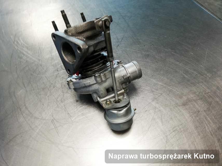 Turbosprężarka po przeprowadzeniu usługi Naprawa turbosprężarek w przedsiębiorstwie w Kutnie w niskiej cenie przed spakowaniem