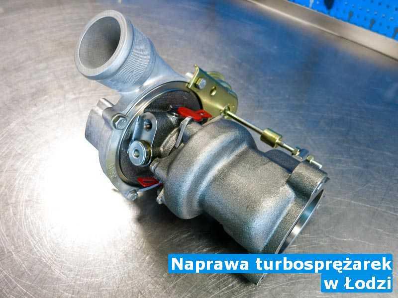 Turbosprężarki do regeneracji z Łodzi - Naprawa turbosprężarek, Łodzi