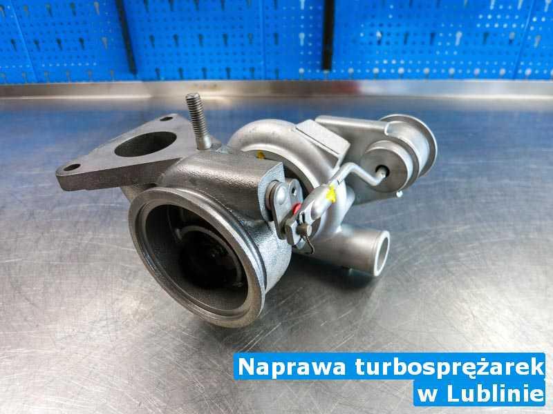 Turbiny przed wysyłką w Lublinie - Naprawa turbosprężarek, Lublinie