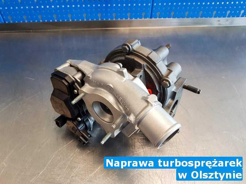 Turbo po diagnostyce w Olsztynie - Naprawa turbosprężarek, Olsztynie