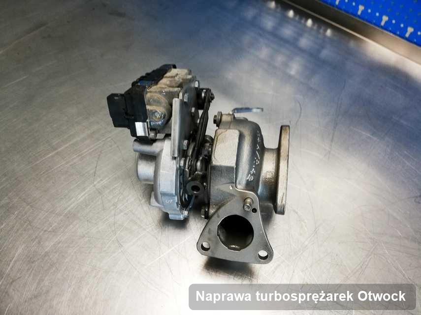 Turbosprężarka po realizacji zlecenia Naprawa turbosprężarek w firmie w Otwocku w świetnej kondycji przed wysyłką