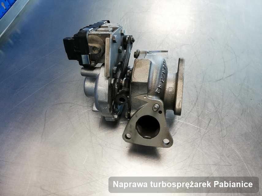 Turbo po zrealizowaniu serwisu Naprawa turbosprężarek w firmie w Pabianicach w świetnej kondycji przed spakowaniem