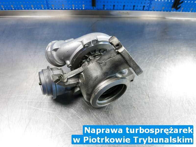 Turbo dostarczone do zakładu regeneracji pod Piotrkowem Trybunalskim - Naprawa turbosprężarek, Piotrkowie Trybunalskim