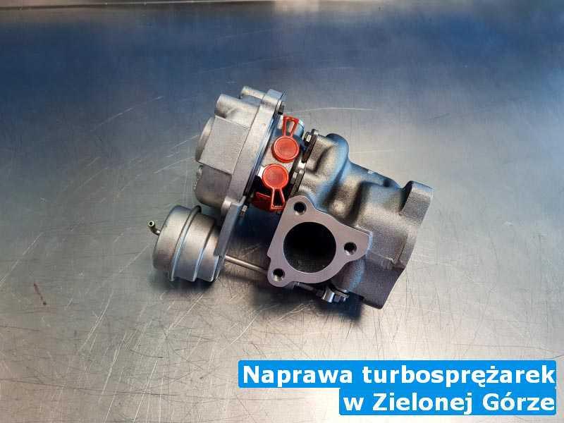 Turbosprężarka po wizycie w warsztacie pod Zieloną Górą - Naprawa turbosprężarek, Zielonej Górze