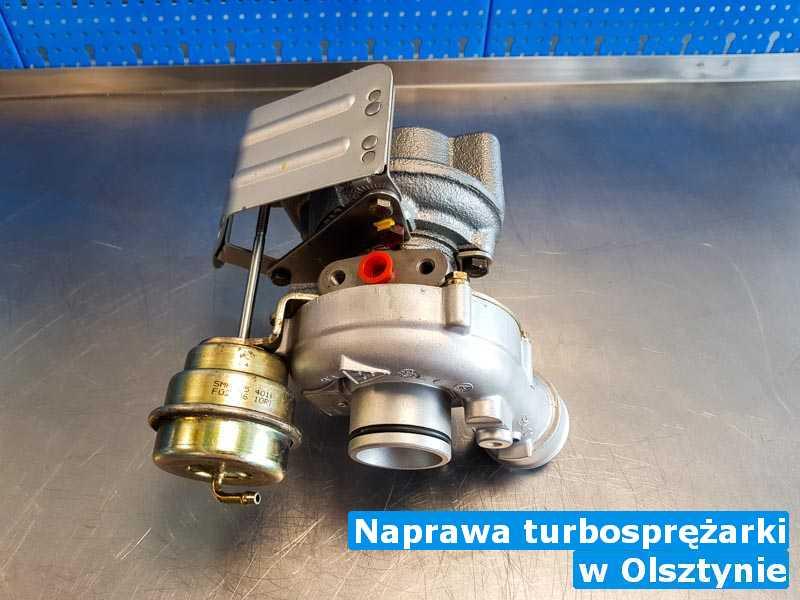 Turbosprężarki po sprawdzeniu pod Olsztynem - Naprawa turbosprężarki, Olsztynie