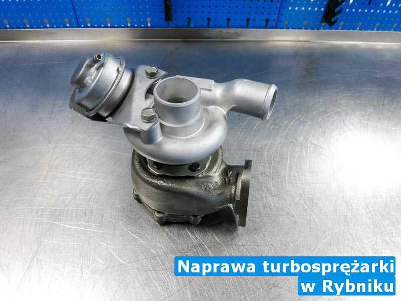 Turbina regulowana z Rybnika - Naprawa turbosprężarki, Rybniku