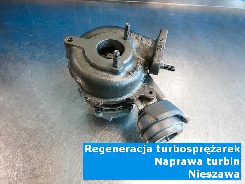 Układ turbodoładowania po naprawie u fachowców w Nieszawie