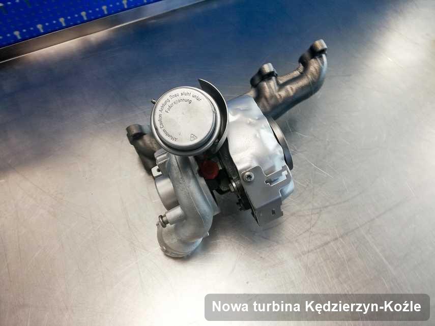 Turbo po zrealizowaniu zlecenia Nowa turbina w pracowni regeneracji w Kędzierzynie-Koźlu działa jak nowa przed spakowaniem