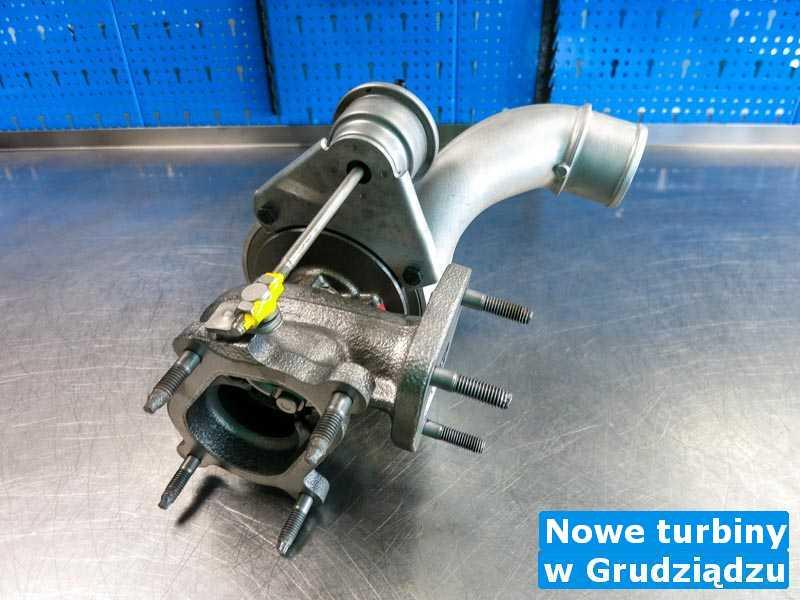 Turbo do zamontowania w Grudziądzu - Nowe turbiny, Grudziądzu