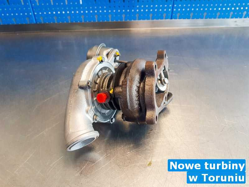 Turbo zrobione z Torunia - Nowe turbiny, Toruniu