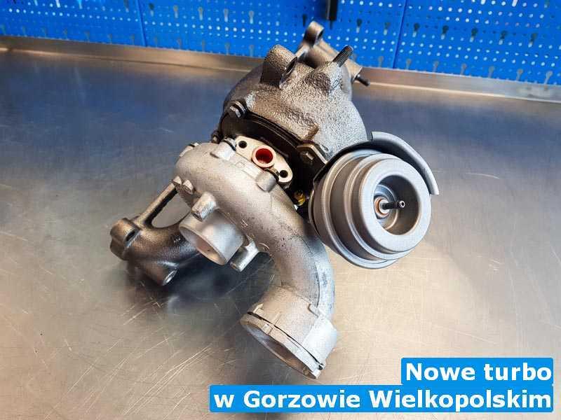Turbo przywrócone do pełnej sprawności z Gorzowa Wielkopolskiego - Nowe turbo, Gorzowie Wielkopolskim