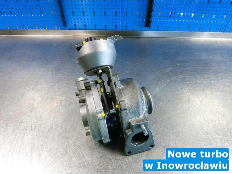 Turbosprężarka wysłana do sprawdzenia z Inowrocławia - Nowe turbo, Inowrocławiu