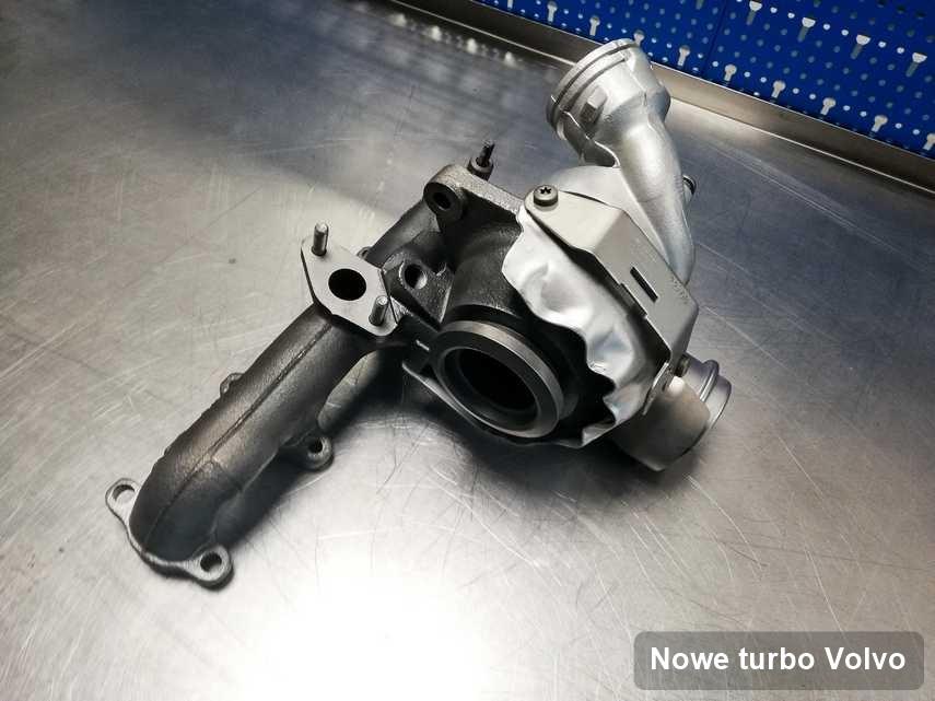 Turbina do diesla producenta Volvo zregenerowana w firmie gdzie przeprowadza się  usługę Nowe turbo