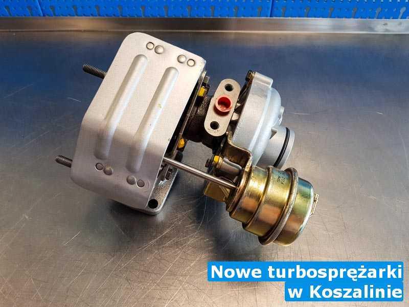 Turbo wysłane do regeneracji pod Koszalinem - Nowe turbosprężarki, Koszalinie