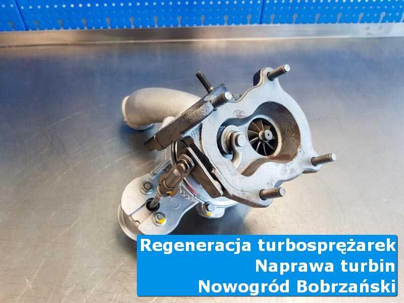 Układ doładowania po regeneracji w autoryzowanej pracowni z Nowogrodu Bobrzańskiego