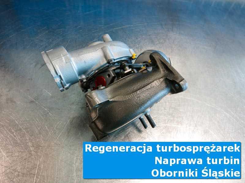 Układ turbodoładowania po naprawie w autoryzowanej pracowni z Obornik Śląskich