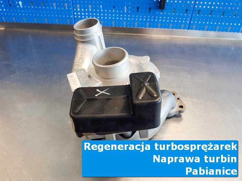 Turbosprężarka przed oddaniem do klienta u specjalistów w Pabianicach