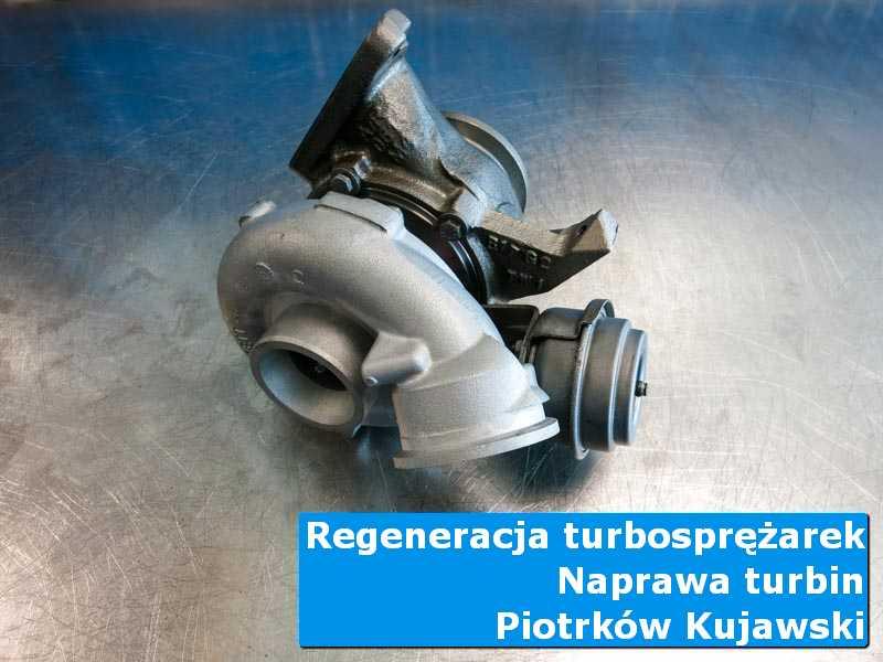 Układ doładowania przed pakowaniem w laboratorium w Piotrkowie Kujawskim