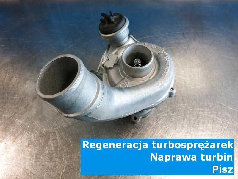 Układ turbodoładowania po wizycie w ASO w warsztacie z Pisza