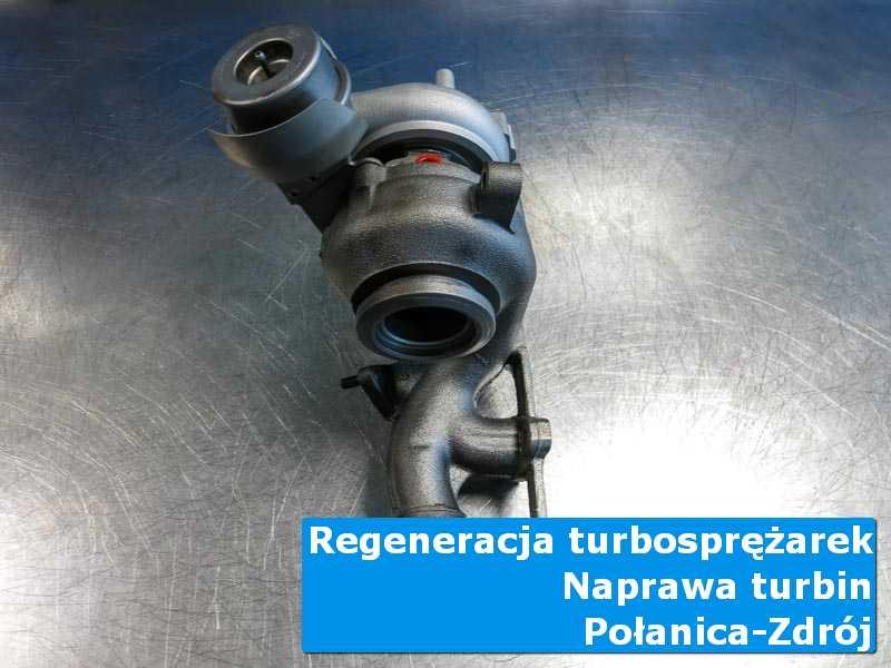 Turbosprężarka po wymianie w autoryzowanej pracowni w Polanicy-Zdroju