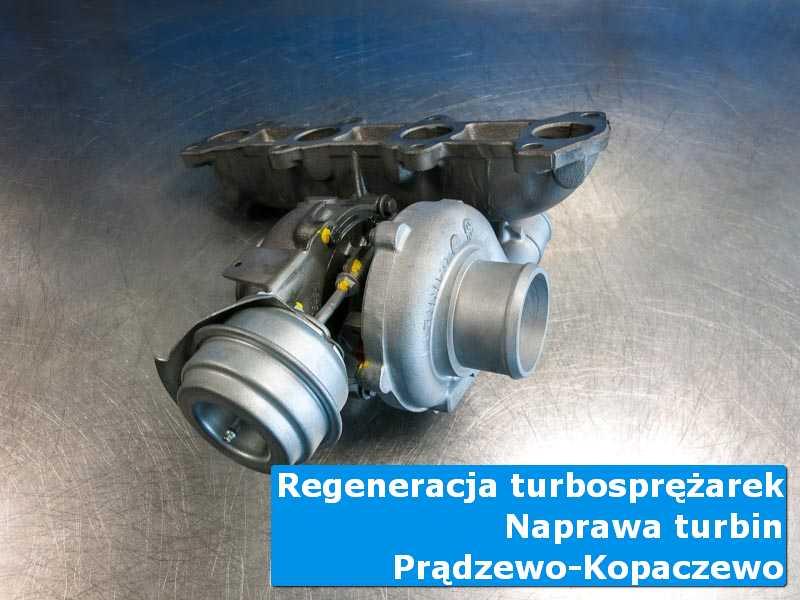 Układ turbodoładowania po naprawie w profesjonalnym serwisie z Prądzewa-Kopaczewa