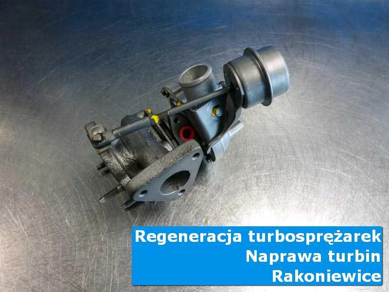 Układ turbodoładowania przed pakowaniem w profesjonalnym serwisie z Rakoniewic