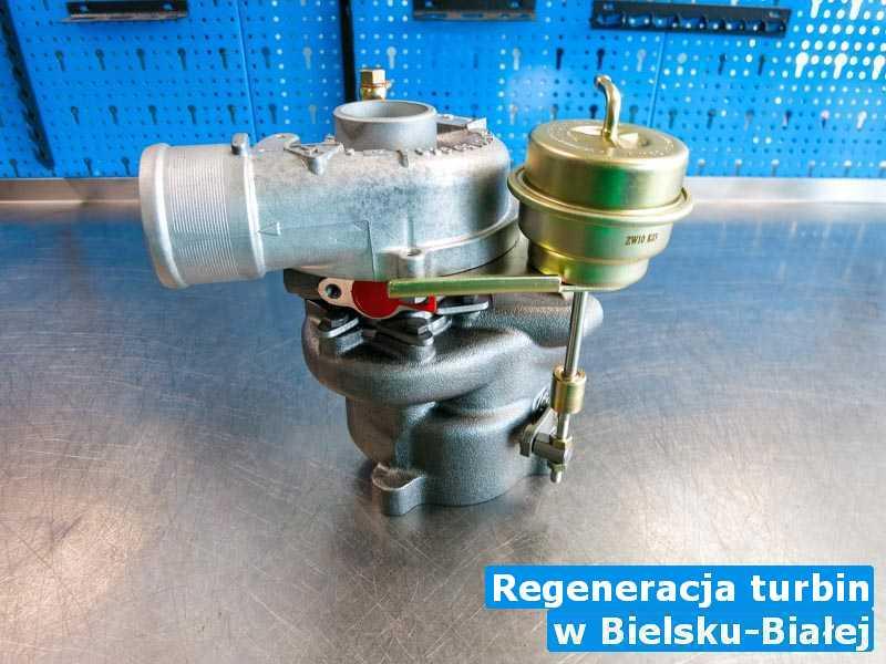 Turbo wyważone z Bielska-Białej - Regeneracja turbin, Bielsku-Białej
