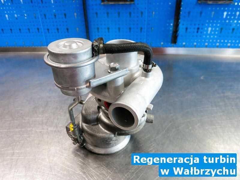 Turbosprężarka po regeneracji pod Wałbrzychem - Regeneracja turbin, Wałbrzychu