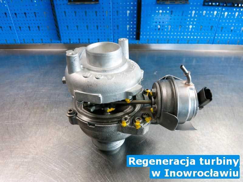 Turbosprężarki wysłane do diagnostyki z Inowrocławia - Regeneracja turbiny, Inowrocławiu