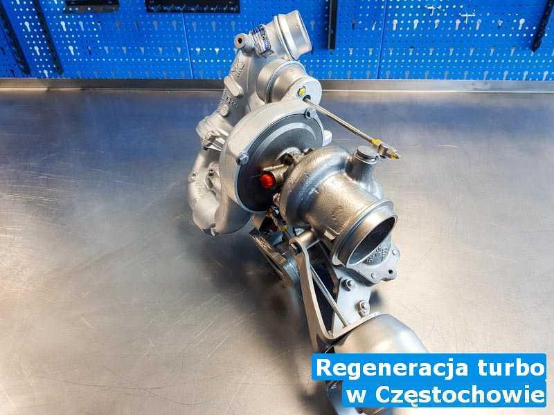 Turbo opatrzone gwarancją w Częstochowie - Regeneracja turbo, Częstochowie