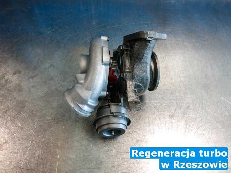 Turbiny po procesie regeneracji w Rzeszowie - Regeneracja turbo, Rzeszowie
