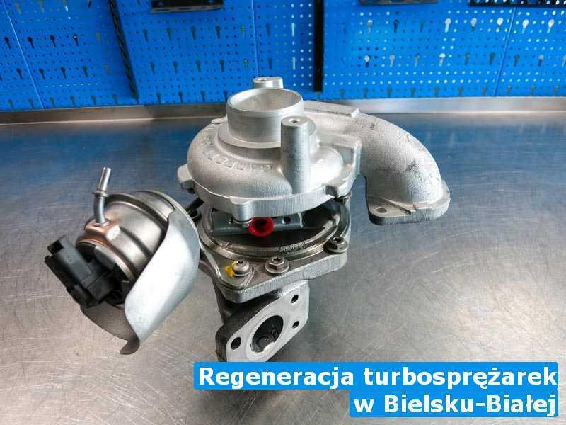 Turbosprężarka na stole w Bielsku-Białej - Regeneracja turbosprężarek, Bielsku-Białej