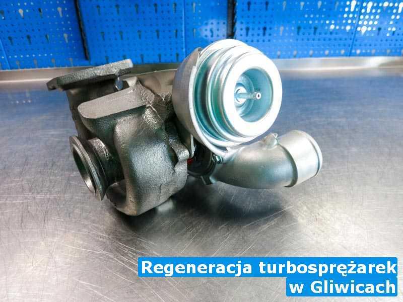 Turbo wysłane do zakładu z Gliwic - Regeneracja turbosprężarek, Gliwicach