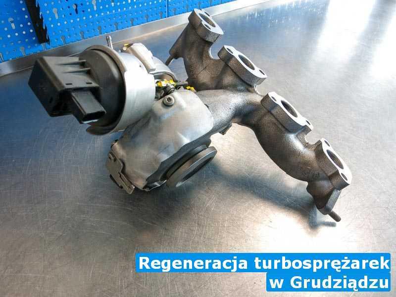Turbo do montażu w Grudziądzu - Regeneracja turbosprężarek, Grudziądzu