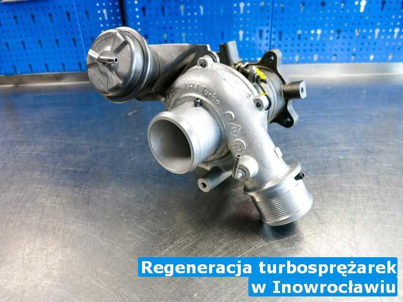 Turbosprężarki wyczyszczone w Inowrocławiu - Regeneracja turbosprężarek, Inowrocławiu